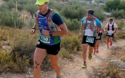 II Media maratón La Vara Trail Run 23Km 1390+