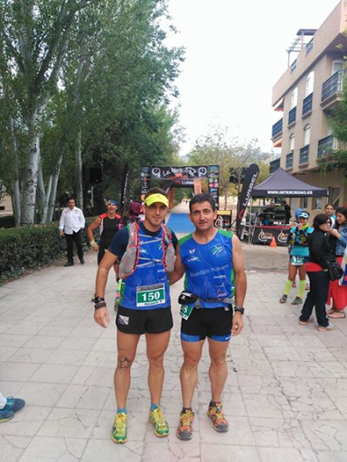 La Vara Trail Run German Romera