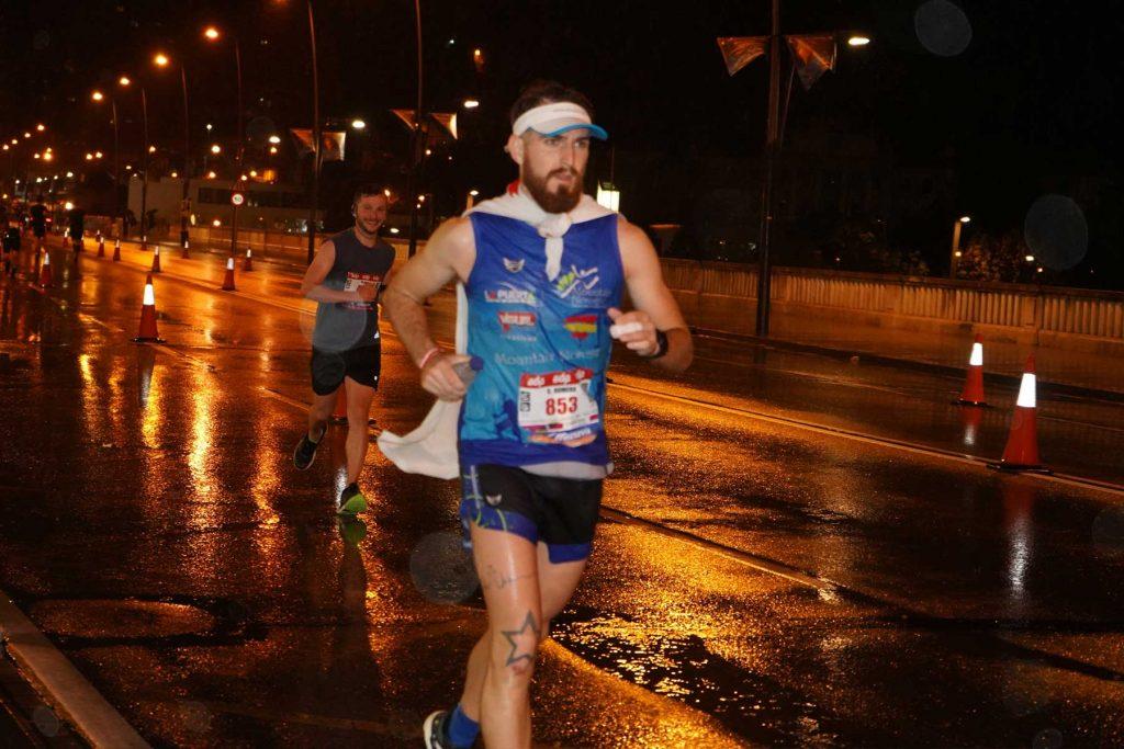 EDP Maratón Bilbao Germán Romera Vélez